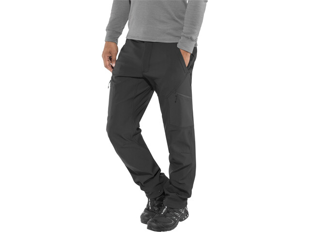 Black Diamond Winter Alpine Pantalones Hombre, black